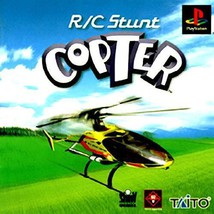 R/C Stunt Copter, Sony Playstation One PS1, Imp... - $19.99