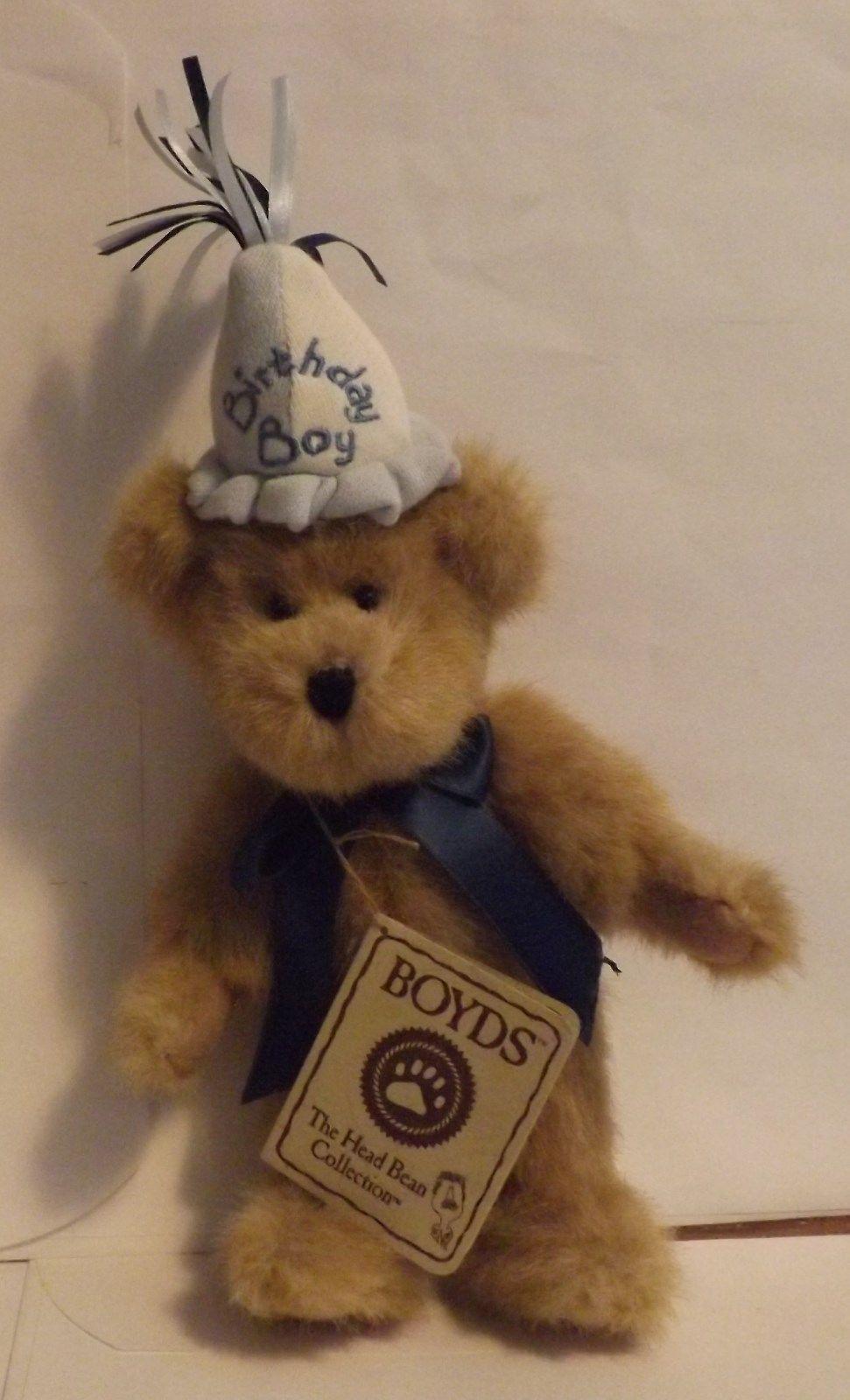 Boyds Bear Plush Happy Day