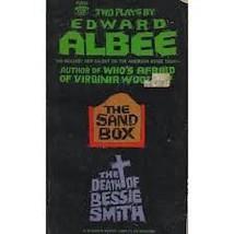 Sandbox & the Death of Bessie Smith [Unknown Binding] by Edward Albee - $89.99