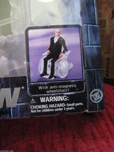 Marvel X-Men Professor X Patrick Stewart anti-magnetic wheelchair action figure image 2