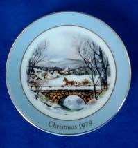 Avon Dashing Through the Snow Ornament  image 1