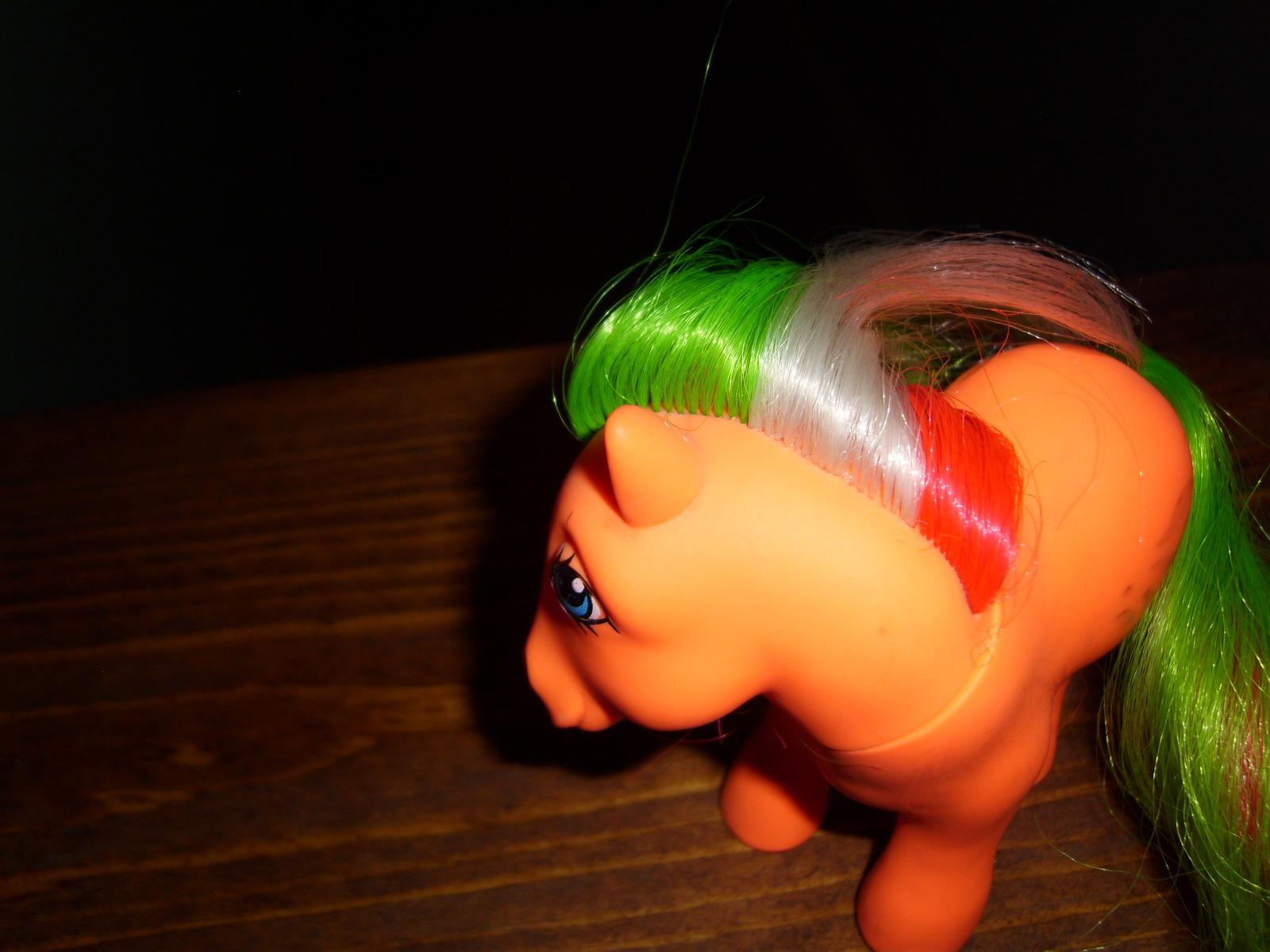 My Little Pony G1 Argie Windy (green hair) image 5