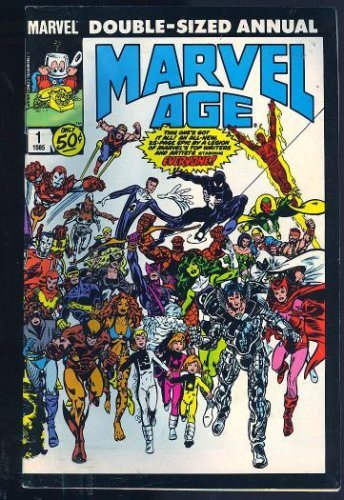 Marvel Age   Annual # 1 [Unknown Binding] by