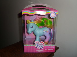 My Little Pony G3 MIB Rainbow Dash with crown image 1