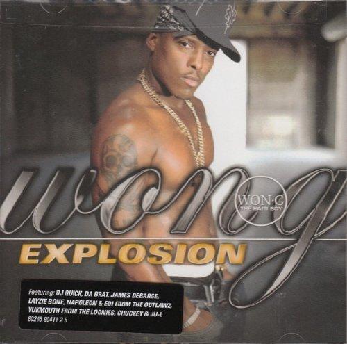 Explosion [Audio CD] Won-G