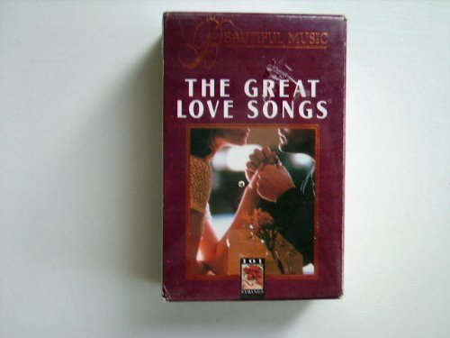 The Great Love Songs [Audio Cassette] 101 Strings
