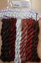 SILK FLOSS PACK Tiramisu cross stitch Glendon Place Dinky Dyes  image 1