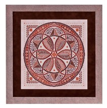 SILK FLOSS PACK Tiramisu cross stitch Glendon Place Dinky Dyes  image 2