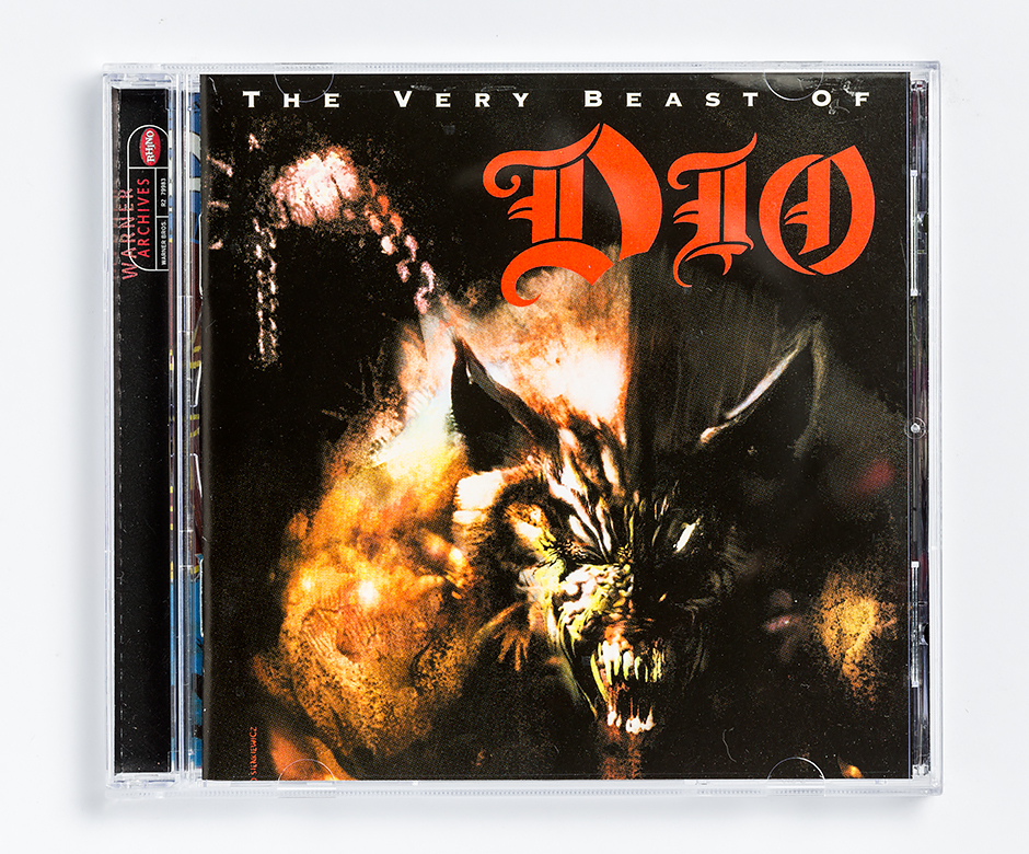Ronnie James Dio - The Very Beast Of Dio