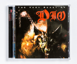 Ronnie James Dio - The Very Beast Of Dio - $6.00