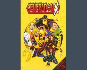 X-Men: Origin Of Generation X  Graphic Novel (Paperback) by Lobdell, Scott