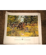 1953 U.S.Army Poster 21-38--Road To Fallen Timbers - $10.00