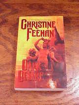 Dark Desire Carpathian Series Paperback Book by Christine Feehan, no. 2, PB image 1
