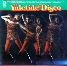 8 Track Audio Cassette Cartridge Yuletide Disco By Mirror Image