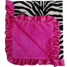Baby Bella Maya Stroller Blanket Zoe Zebra [Baby Product] - $38.95
