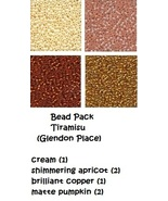 Tiramisu bead pack thumbtall