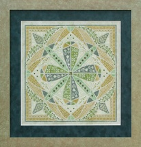 Grasshopper Pie A-Maze-ing Dessert Collection cross stitch chart Glendon Place   image 1