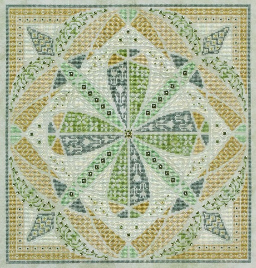 Grasshopper Pie A-Maze-ing Dessert Collection cross stitch chart Glendon Place   image 2