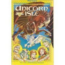 Unicorn Isle # 1 Comic Book (Unicorn Isle, Volume 1) [Comic] by Lee Marr... - $19.99