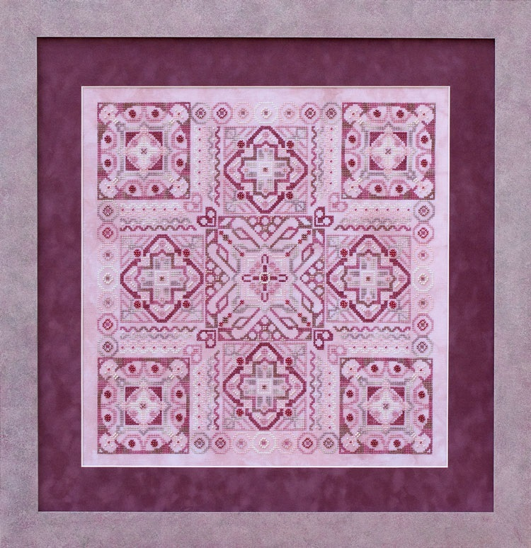 Cherries Jubilee A-Maze-ing Dessert Collection cross stitch  Glendon Place   image 1