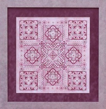 SILK FLOSS PACK Cherries Jubilee cross stitch Glendon Place Dinky Dyes  image 2