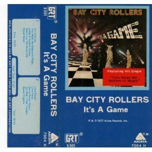It's a Game [Audio Cassette] Bay City Rollers