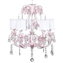 Ballroom Chandelier with Optional Shade Finish: Mocha - $350.00