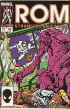 ROM: Spaceknight #60 November 1984 [Comic] by Bill Mantlo; Steve Ditko - $9.99