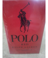 Polo Red By Ralph Lauren Toilette Spray for Men 4.2 oz 125 ml - New & Se... - $54.99