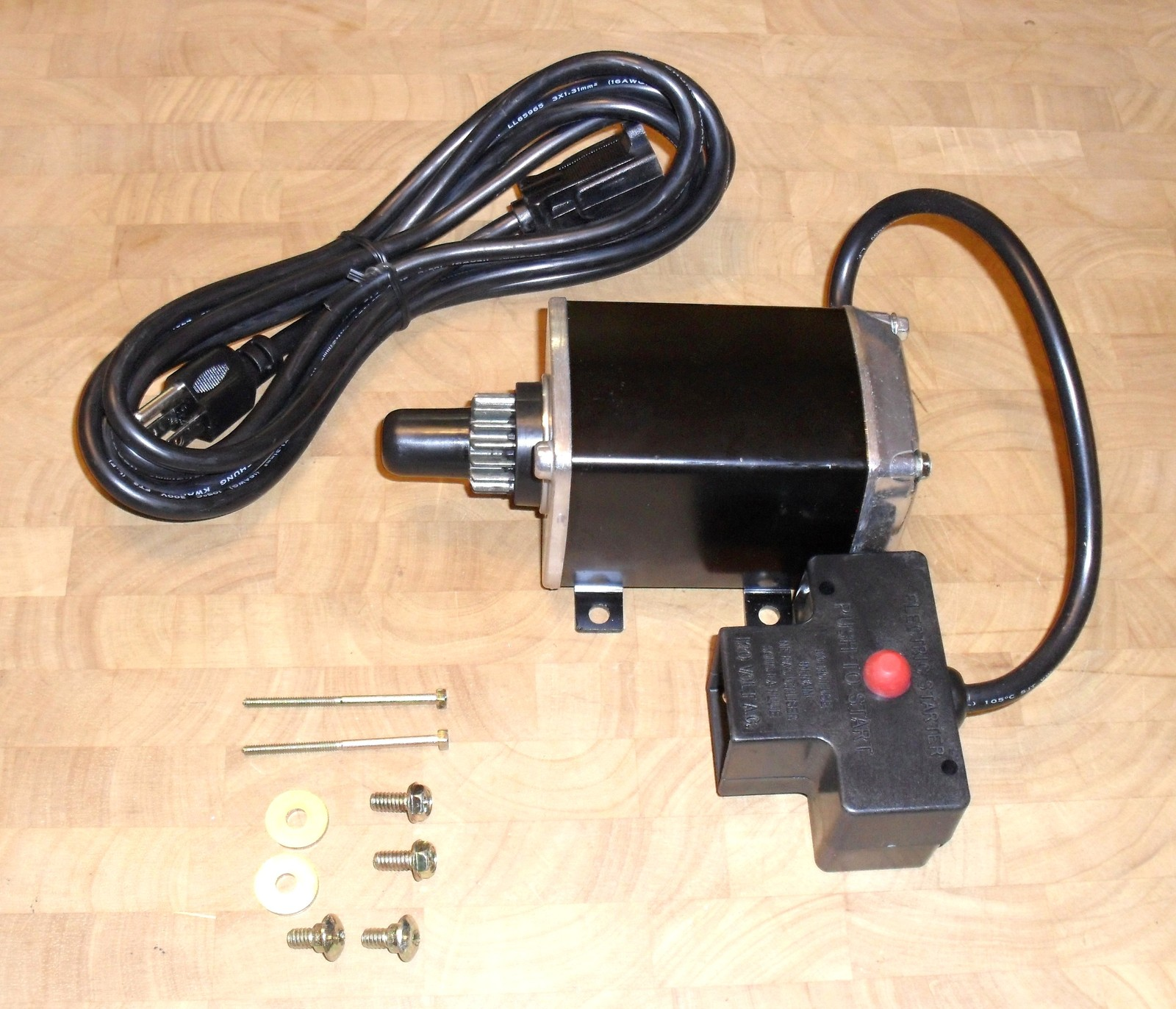 Snowblower starter for Tecumseh Snow King, HM70, HM80, HMSK80, VH60, HMSK85