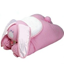 Cuddle Bunny New Baby Girl Gift Set - Includes a Receiving Blanket, Bib ... - $68.00