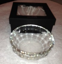 Oleg Cassini Crystal Bowl - Preston - New in Box [Kitchen] - $42.00