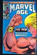 Marvel Age #38 Comic Book - $7.99