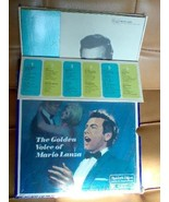 Be My Love The Golden Voice Of Mario Lanza [Limited Collector's Edition]... - $39.99