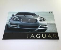 2009 Jaguar XF Dealership Car Auto Brochure Catalog - $9.22