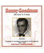 Benny Goodman (Life Goes To A Party) - $2.25