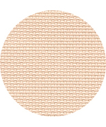Touch Of Peach 16ct Aida 36x51 cross stitch fabric Wichelt - $43.20