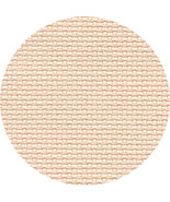 Touch of Peach 16ct Aida 12x18 cross stitch fabric Wichelt - $5.40