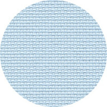 Touch of Blue 14ct Aida 12x18 cross stitch fabric Wichelt - $5.40