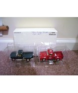 Road Champs * THEN & NOW * 2 FORD DIECAST PICKUP TRUCKS - $24.96