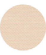 Touch Of Peach 32ct linen 18x27 (1/4yd) cross stitch fabric Wichelt - $18.45