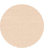 Touch Of Peach 32ct linen 13x18 (1/8yd) cross stitch fabric Wichelt - $9.25