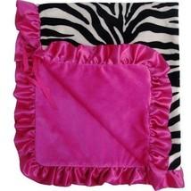 Baby Bella Maya Stroller Blanket Zoe Zebra [Baby Product] - $37.95