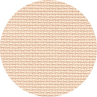 Primary image for Touch Of Peach 28ct linen 18x27 (1/4yd) cross stitch fabric Wichelt