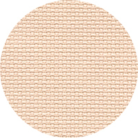 Primary image for Touch Of Peach 28ct linen 13x18 (1/8yd) cross stitch fabric Wichelt
