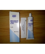 G&W RX Metronidazole Topical Cream 0.75% 45 grams 45g Skin Acne Pimples ... - $169.99
