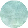 Primary image for Caribbean Blue Hand Dyed 28ct linen 36x27 (1/2yd) cross stitch fabric Wichelt