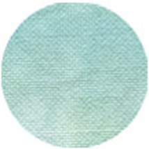 Caribbean Blue Hand Dyed 28ct linen 36x27 (1/2yd) cross stitch fabric Wichelt - $38.70