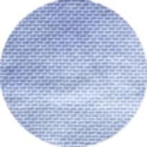 Cornflower Blue Hand Dyed 28ct linen 18x27 (1/4yd) cross stitch fabric Wichelt - $19.35