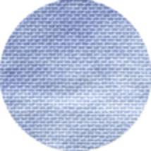Cornflower Blue Hand Dyed 28ct linen 13x18 (1/8yd) cross stitch fabric Wichelt - $9.70
